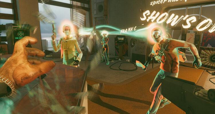 Видео: существенная часть арсенала главного героя в новом геймплейном ролике Deathloop