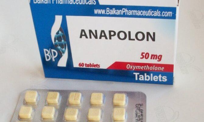 препарат Анаполон