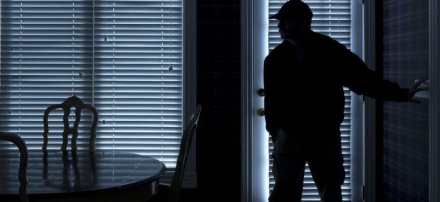 Сигнализации от ограбления квартиры днем и ночью