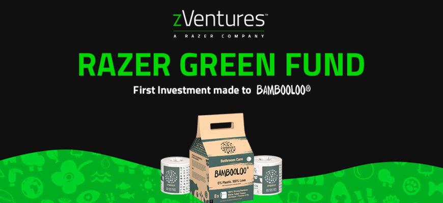 Шутки в сторону! Razer вложила несколько миллионов долларов в производство туалетной бумаги из бамбука