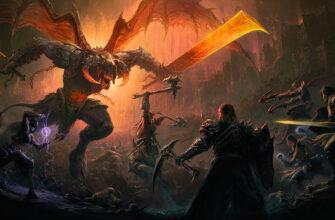 Diablo Immortal — Старт закрытой альфы, крестоносец и фракционное групповое PvP
