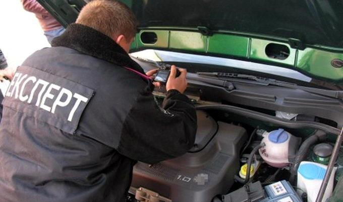 где переоформляют машину в Украине