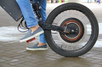 Як обрати мотор-колесо для електровелосипеда