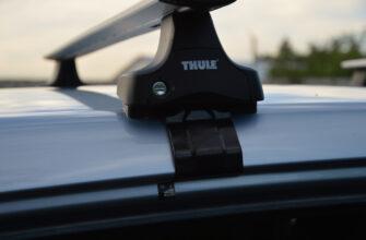 Как установить багажник на крышу автомобиля