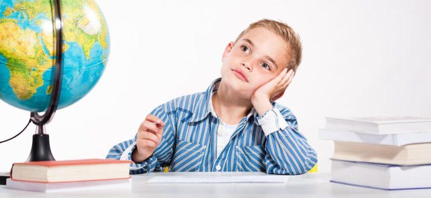Почему возникают сложности с учебой в 6 классе