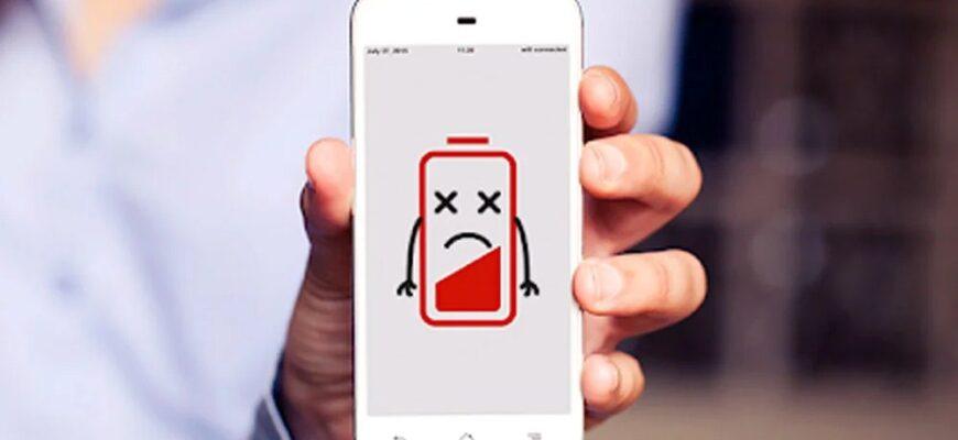 симптомы смерти аккумулятора в смартфоне
