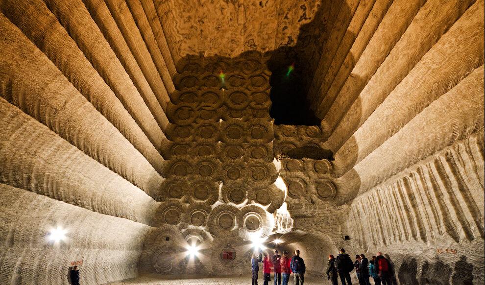 красу підземного палацу Соледара