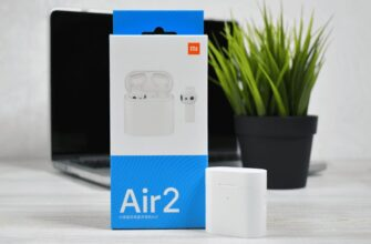 Навушники Xiaomi Mi Air 2 True Wireless Earphones White Bluetooth White