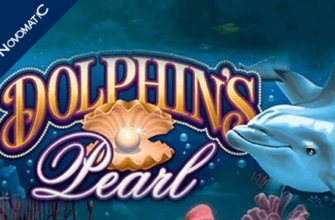 Игровой автомат Dolphins Pearl – классический онлайн автомат