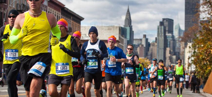 Подготовка к марафону. Советы