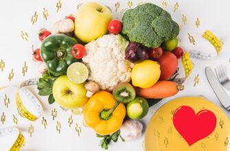9 эффективных шагов к здоровому питанию